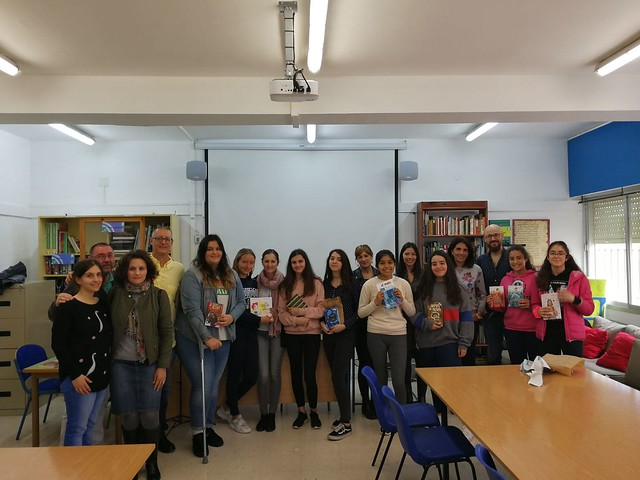 Concurso Literario. Entrega de Premios