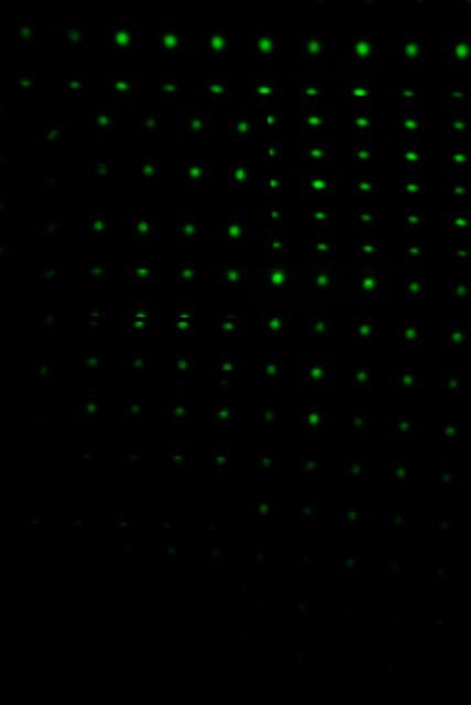 Laser Study 1, Paris, April 18