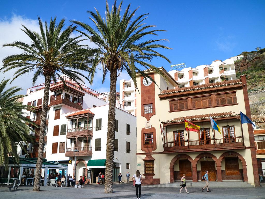 Ayuntamiento San Sebastián de La Gomera