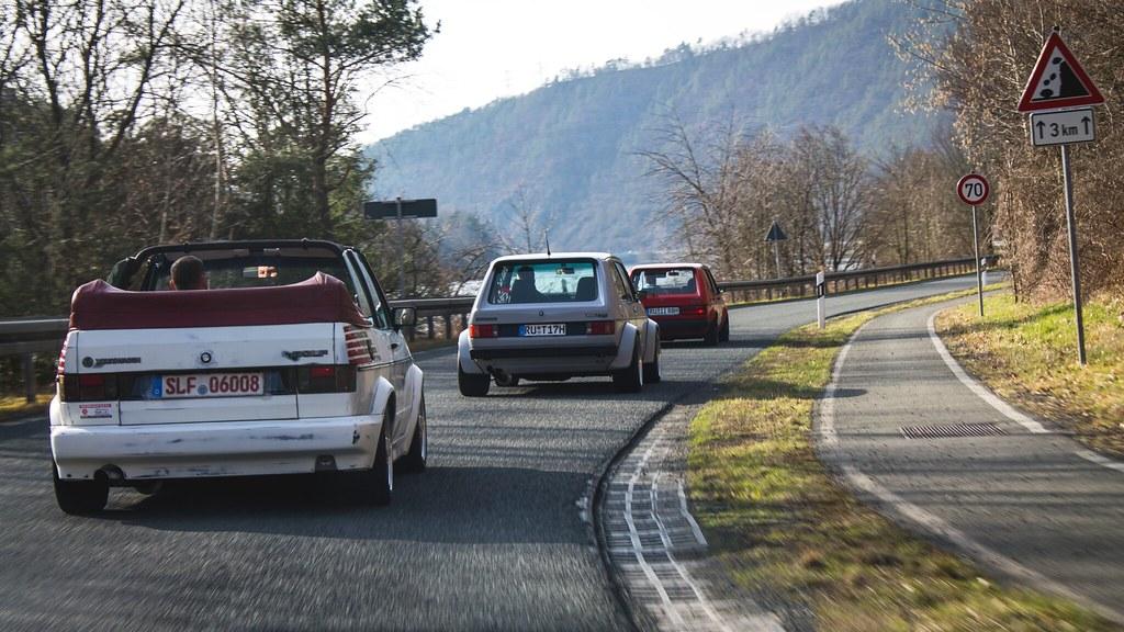 VW Golf Mk1 GTI Cabrio