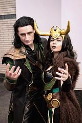 MCU Loki meets Lady Loki