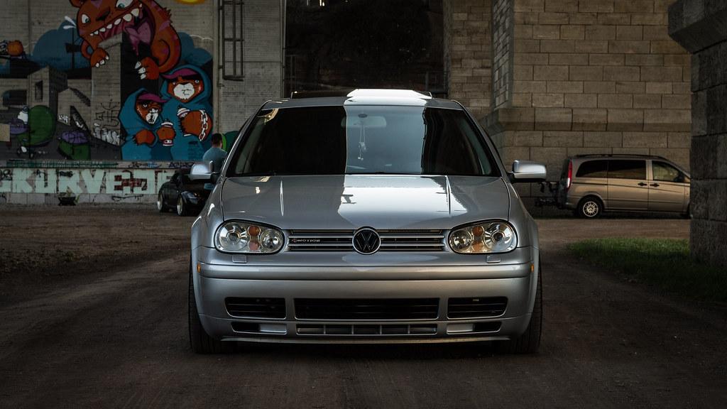 VW Golf Mk4 Variant