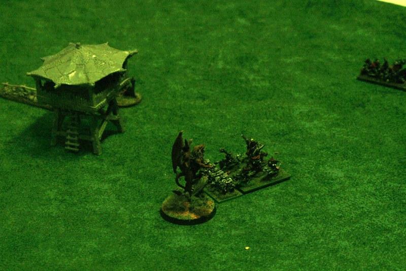 [1250 - Orcs & Gobs vs Elfes-Noirs] Attaque du village orc 27546808538_8191bd2ef3_c