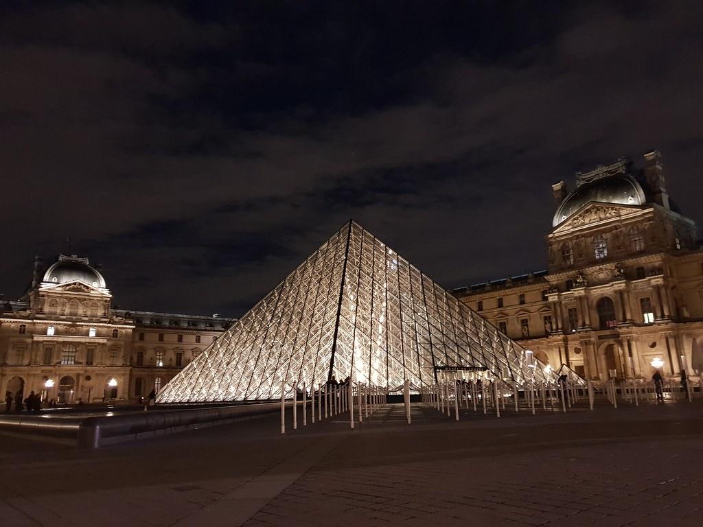 羅浮宮金字塔Pyramide du Louvre-5