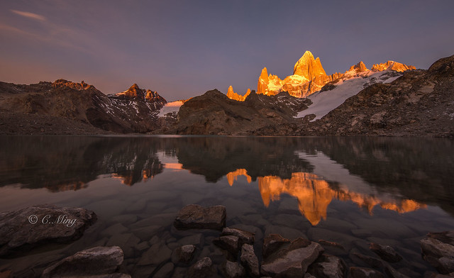 Exciting moments, Cerro Fitz, Canon EOS 5D MARK III, Canon EF 11-24mm f/4L USM