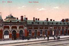 Бельцы, Центральный Вокзал, межвоенный период, Королевство Румыния