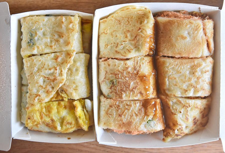 台中文華高中蛋餅 傳統古早味早餐02
