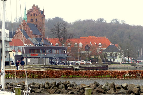 middelfart denmark fyn waterfront