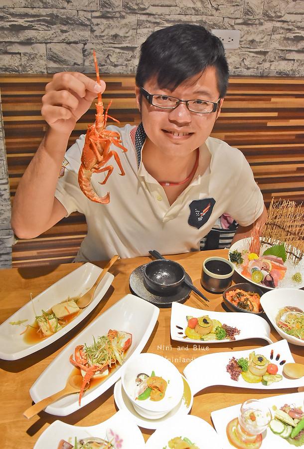 水森水產價格菜單 台中高檔生猛海鮮龍蝦餐廳20