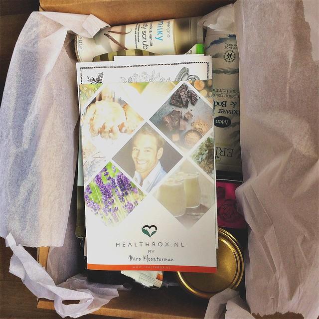 Unboxing: de Healthbox