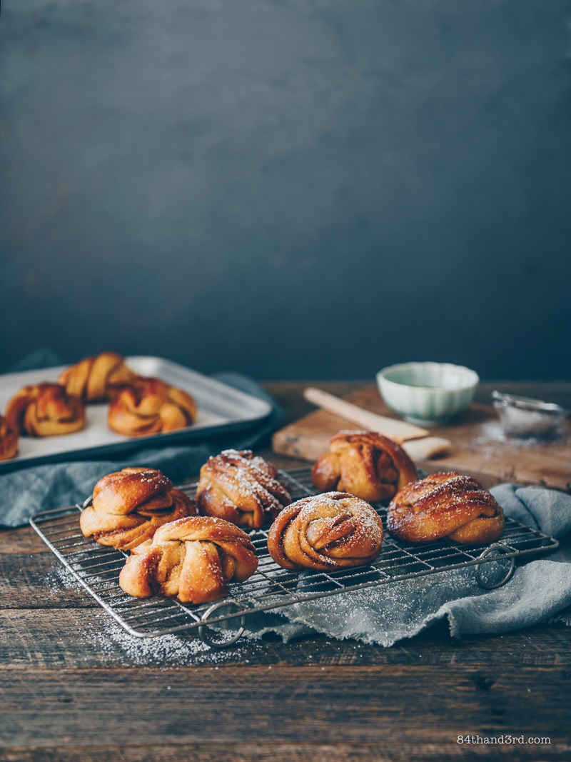 Orange & Coconut Buns