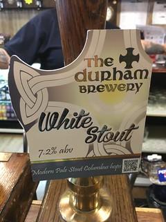 Durham, White Stout, England
