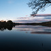 Loch of the Lowes - evening