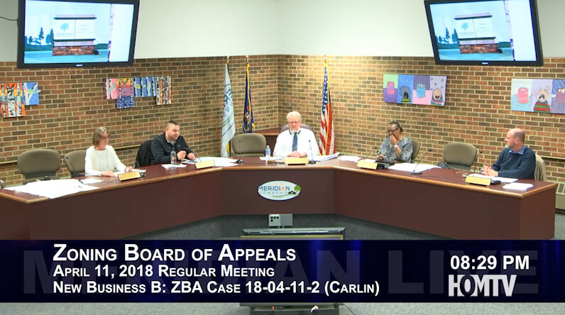 Zoning Board of Appeals Meeting Recap