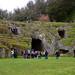 All'anfiteatro