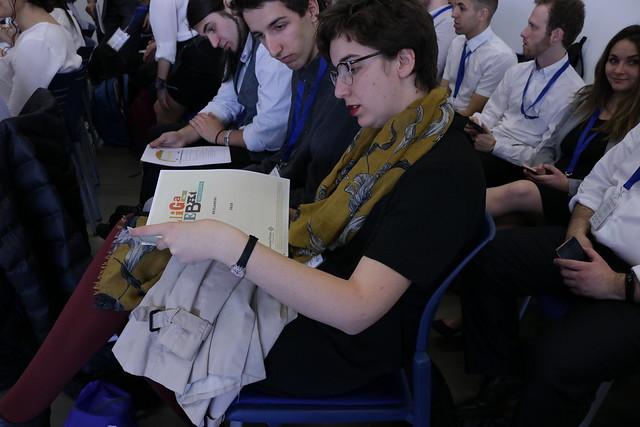 Lliga de Debat Universitària 2018