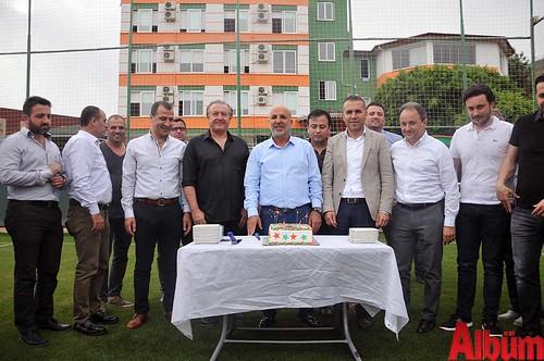 Aytemiz Alanyaspor Kulüp Başkanı Hasan Çavuşoğlu doğum günü -3