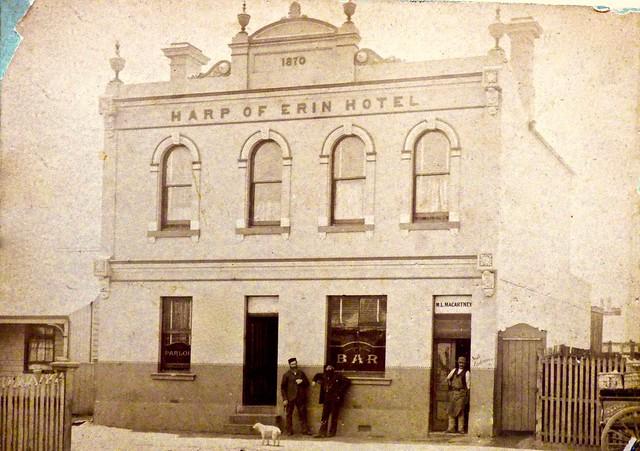 Harp of Erin Hotel