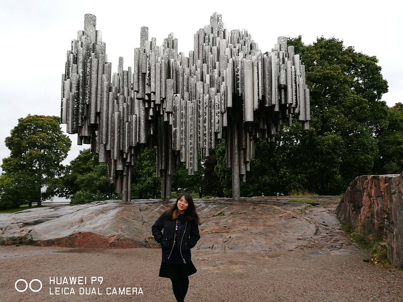 2017 Europe Helsinki Day 2 01 Sibelius Monument