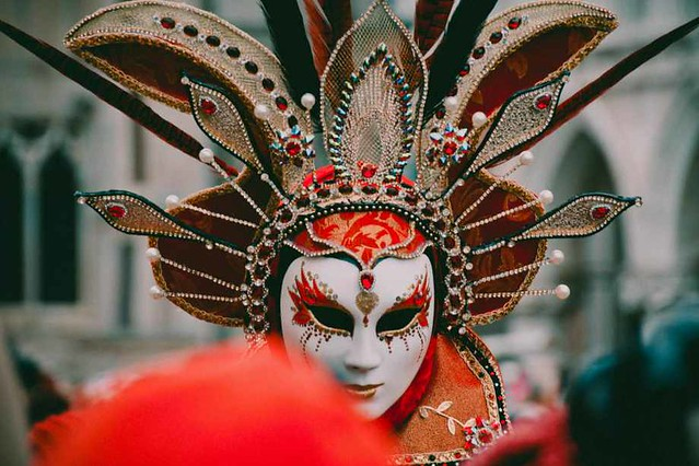 The Venice Carnival is on the 10 Must do Events in a Lifetime