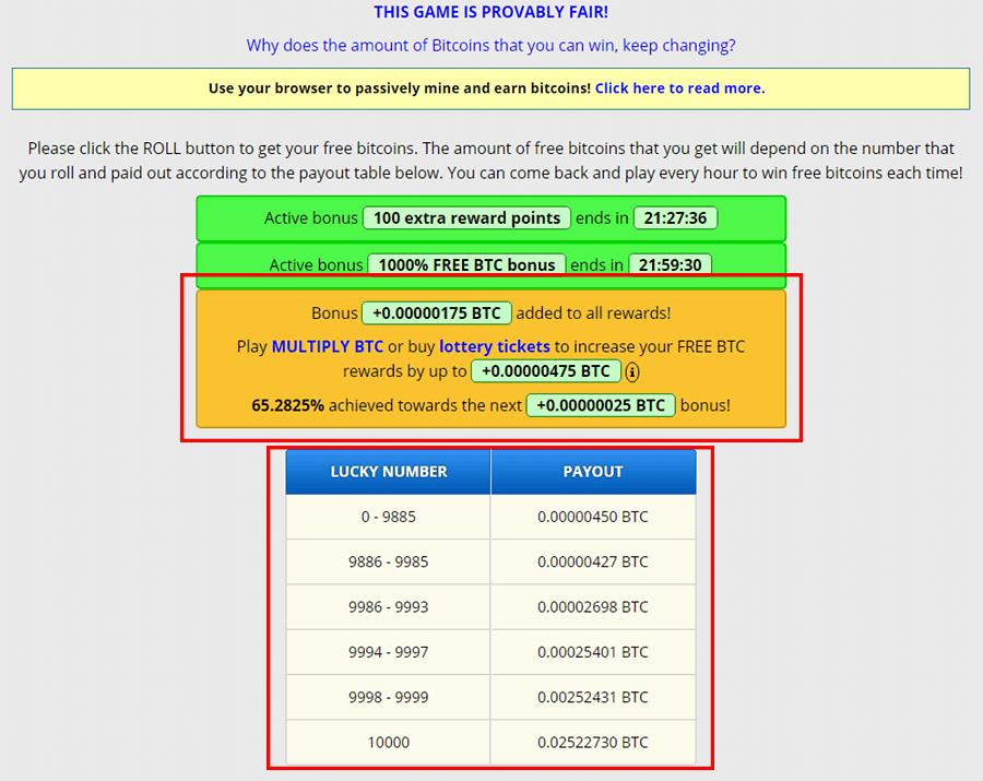 bius gratuit bitcoin înscriere