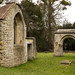 K9 and Company locations | Church of St Mary (ruins) | Woodchester-1