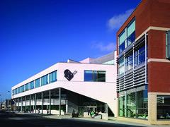 Bolton College Exterior