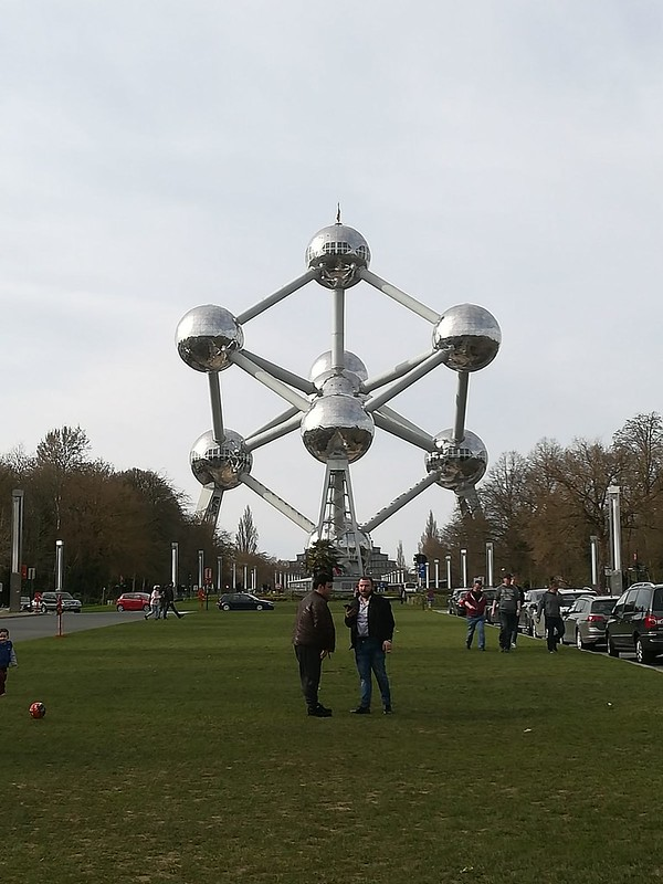 Excursión a Bruselas