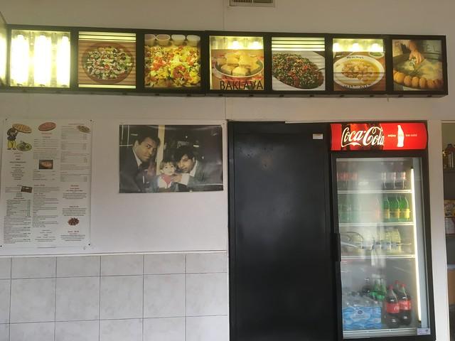 Sinbad Pizza