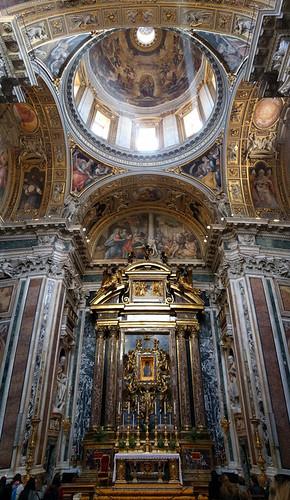 Borghese Chapel @ Basilica Papale di Santa Maria Maggiore
