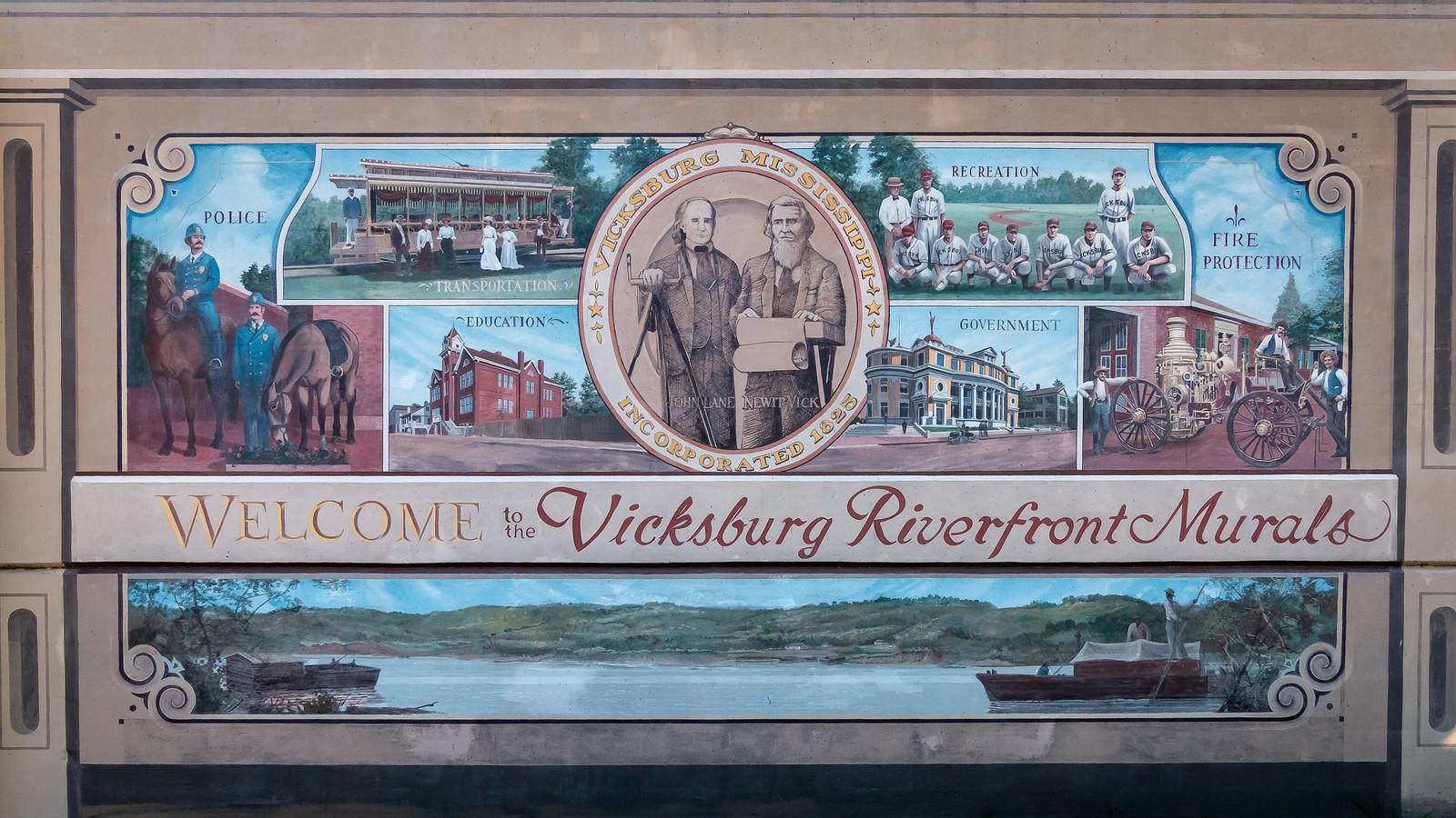 Vicksburg - Mississippi - [USA]