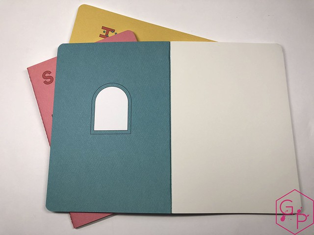 Mailbox Goodies @BaronFig Portals & Guardian Notebook Cover 14