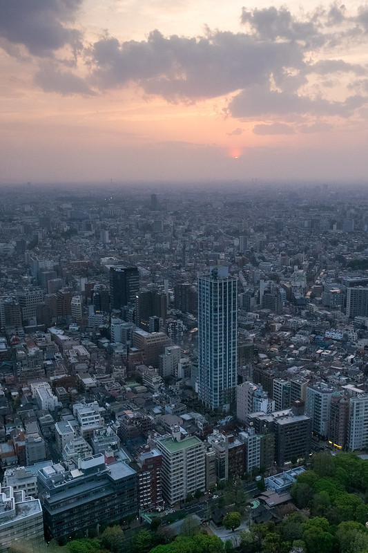 Tokyo From Above-11