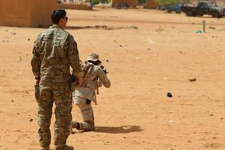 Flintlock 2018 training in Tahoua, Niger