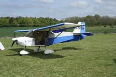 G-CDDR Best Off Skyranger (BMAA/HB/418) Popham 040514