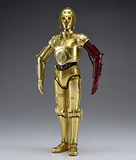 S.H.Figuarts 《星際大戰:原力覺醒》C-3PO【TAMASHII COMIC-CON會場限定】!(THE FORCE AWAKENS)
