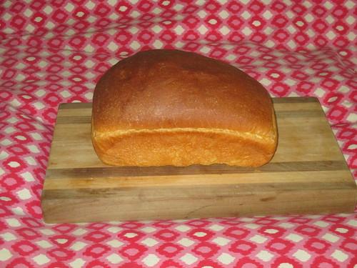 Misshapen loaf