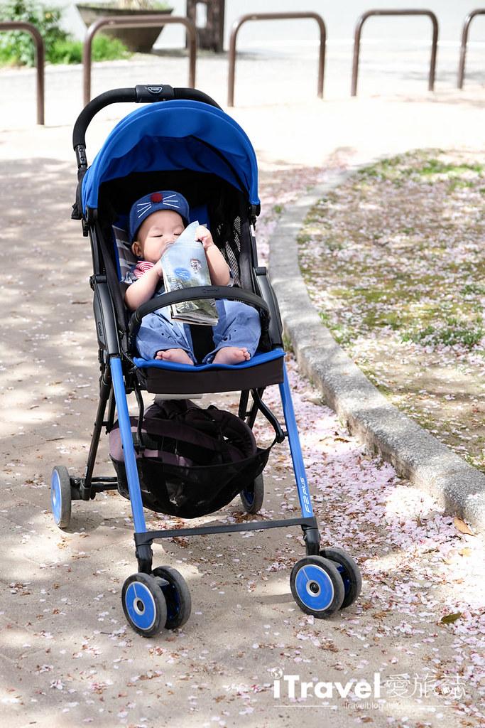 轻量型婴儿车推荐 Combi F2 Plus (56)