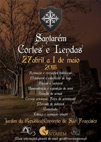 Santarém Cortes&Lendas 2018