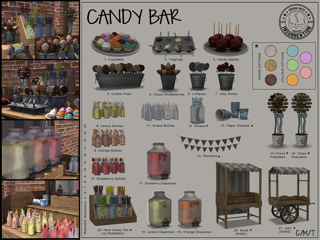 [IK] Candy Bar Key - TeleportHub.com Live!