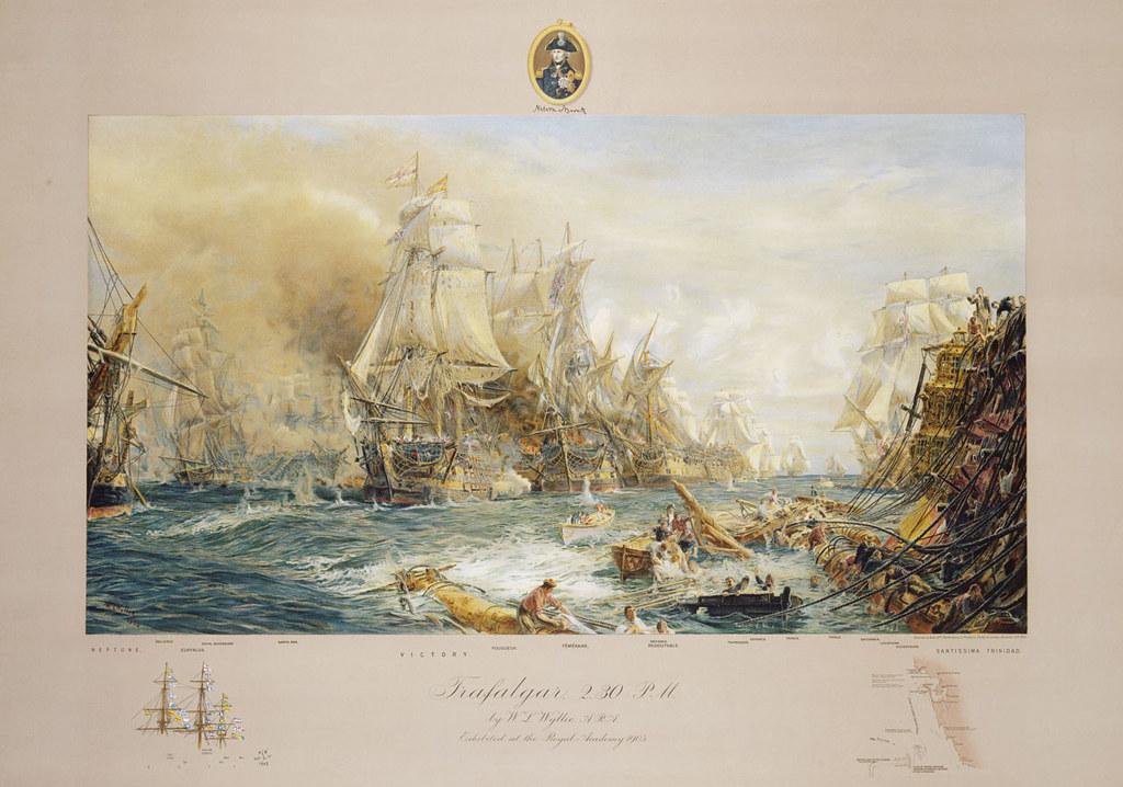 Trafalgar, 2.30 P.M. (1905)