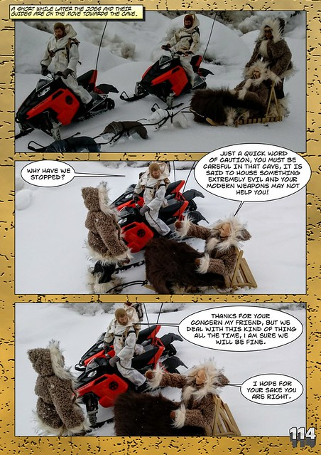 Bamcomix - An old face returns - Chapter Seven - What Lies Beneath The Ice? 41063824044_c0928629c6_z