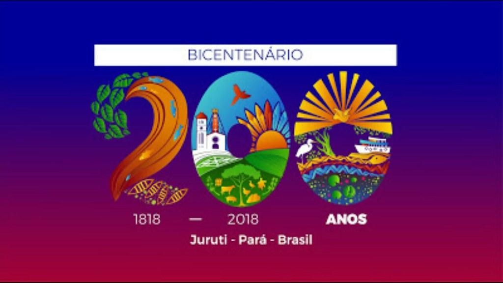 Escolhida a logomarca oficial do bicentenário de Juruti , logomarca Juruti2