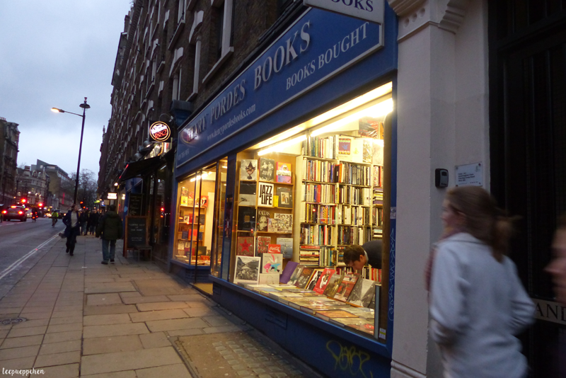 london photo henry fordes books