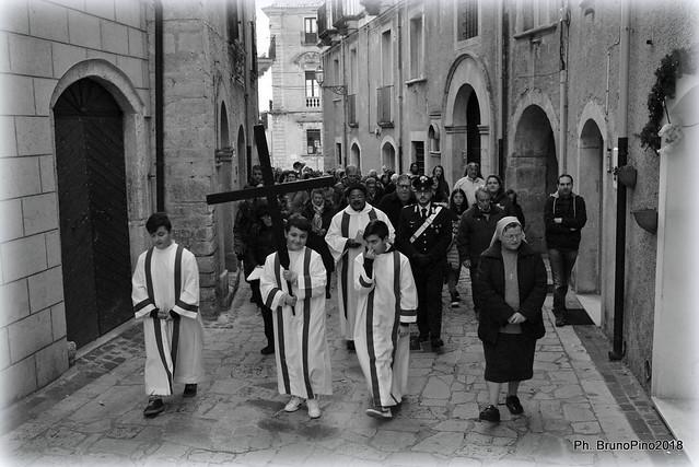 Via Crucis - Aiello 30 marzo 2018