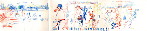 Sketchbook #112: Black Belt Training129_s