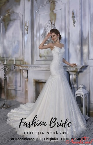"""Свадебные платья салон """"Fashion Bride"""" является символом стиля и красоты, женственности и обольщения. > Новая коллекция от FASHION BRIDE"""