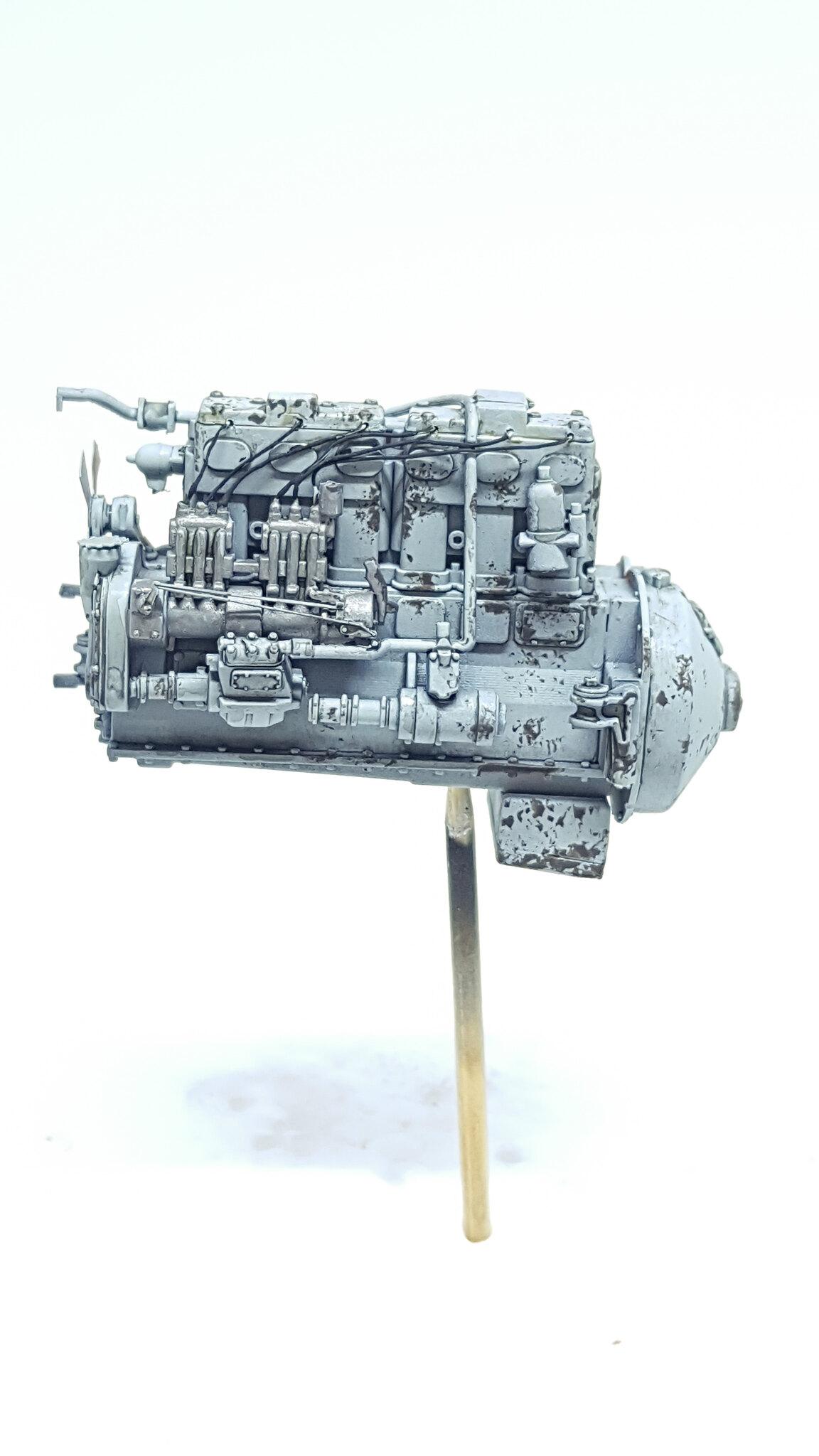 Thunder Models 1/35 TRMU30/TRCU 30 Tank Transporter 41375278602_64e9764435_k