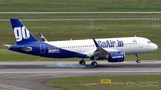 GoAir A320-271N msn 7858