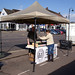 herts - the beer stall stevenage farmers market 14-4-18 JL